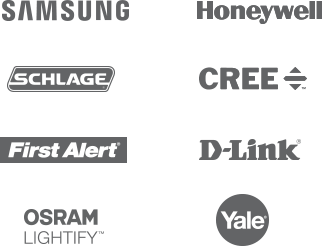 SmartThings compatible brands
