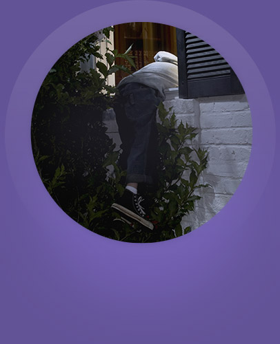 Susan - Catching a Burglar